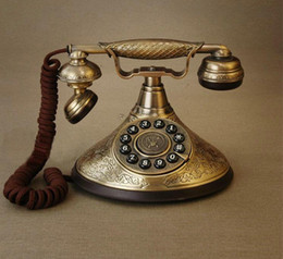 Wholesale 100 Very good collection Mona Lisa Classical Antique telephone quot quot Mona Lisa telephone
