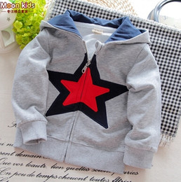 Wholesale spring and autumn male female child double layer cap outerwear casual children cardigan baby trend