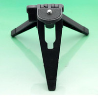 Wholesale Camera Tripod Table mini compact tripod Folding Digital Camera Flat Tripod Flat Feet Frame