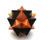 apollo teaser - of Apollo Wood Construction Puzzle Toy Wooden Brain Teaser