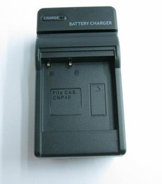 NP-40 For CASIO NP-40 EX-Z1050 EX-Z40 Digital Camera Battery Charger Support mixed 50pcs lot