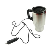 auto thermos - v electric kettle tea cup car mug vehicle thermos cooking tools auto supplies teapot