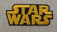 sewing accessories - RETRO STAR WARS Emo Goth Punk Rock Embroidered NEW IRON ON and SEW ON Cool Biker Vest Patch Military Badge