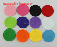 assorted work - Set of mm Fabric Felt Circles Assorted for Sewing Works Round Felt Pack Patches