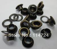antique brass grommets - External Diameter MM Internal Diameter MM Eyelet Antique Brass Metal Brass Grommet