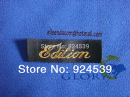 Wholesale Customized clothing labels Clothes labels and tags custom made based on your own design or your ideas Logo products