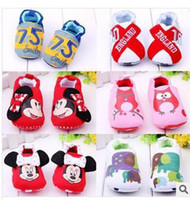 Cheap 2015 Newest 1pair Brand Baby First Walkers, Baby Girl Boy Infant Crib shoes, Age 0-15 Months, Toddle bed footwear