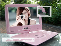 Wholesale quot inch multifunction Portable DVD Player for EVD DVD IMAX with Mp3 Mp4 TV Game HD
