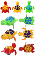 Cheap Cheapest 2015 Hot Sale Wind up Swimming Turtle Turtles Pool Animal Toy For Baby Kids Bath Time Fast Shipping