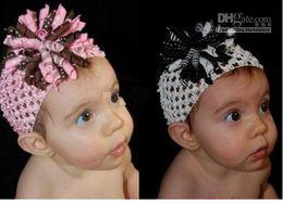 Promotion bigoudis de ruban Curleurs enfants arcs fleurs cheveux barrettes ruban Korker clip.50pcs de cheveux de Enfants gylkjgkgfd