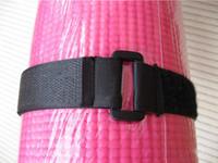 Wholesale Multi functional yoga mat fitness mat yoga mat material exercise dedicated bundled belt hair buckle
