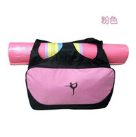 Wholesale Fashion elements convenient Yoga Package Yoga mats are not included yoga bag color options Yoga sports bag