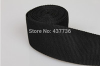bag sewing tape - 1 quot inch cm yards Polypropylene webbing ribbon tape for bags and hand made sewing accessories belt
