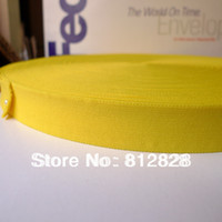 elastic tape for underwear - 50 Yards quot Yellow Elastic Tape For Underwear