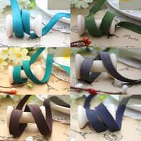 bias ribbon - Cotton Binding Tape Bias Ribbon Strap Sewing Craft Trimmings mm X Meter New
