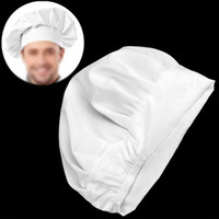kitchen islands - Fancy Dress Party Baker Cook BBQ Kitchen White Chef Hat Wonderful Gift