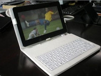 Keyboard Case apad cases - Leather case with usb keyboard bracket for inch Apad epad PC Tablet Netbook Color China Post