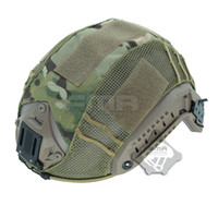 Wholesale FMA Maritime Tactical Military Helmet Cover MC AOR1 AOR2 Except Helmet
