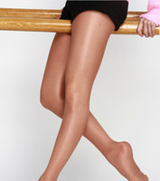Wholesale Shiny Glossy Sheer to Waist Shimmery Tights Pantyhose Ballroom Latin Dance Dress Latin Salsa Dress For Women