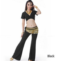 Cheap Wholesale-Tribal Belly Dance Costume Choli Top Dancewear 9 Colors Available