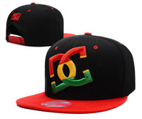 dc hats - Adjustable DC Baseball hats Bone Strapback Bones Snapback Caps Snap Back Casquette camouflage Hip Pop cap for Men Women