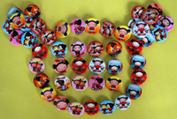 Wholesale Chinese doll Pucca Garu girl badge pin of cm random new