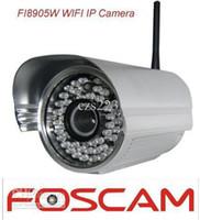 Wholesale Foscam CCTV Outdoor WiFi Wireless IP Camera FI8905W
