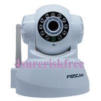 Wholesale Foscam WLAN CCTV WiFi Wireless IR P T IP Camera FI8908W