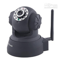 Wholesale Foscam WLAN CCTV WiFi Wireless IR P T IP Camera FI8908W