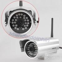 Wholesale NEW Foscam CCTV WiFi Wireless Outdoor IP Camera FI8904W