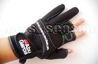 abu gloves - Abu Garcia fishing hunting gloves waterproof gloves softening active Dimensions Length A
