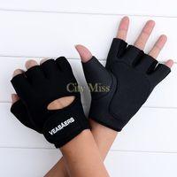 amp body - Men amp amp Women Training Body Building Exercise Gym Glove Half Finger Weight Lifting Sport Gloves