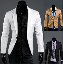 Discount White Coats Blazers For Men | 2017 White Coats Blazers ...