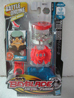 Wholesale 12pcs HASBRO Constellation Beyblade Spin Top Toy Clash Beyblade Metal Fusion Battle Online