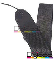 Wholesale Black Nylon Strap for Acoustic Electric Guitar Bass New Hot