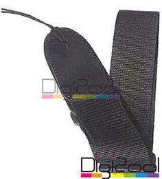 Negro correa de nylon para la guitarra acústica Bajo eléctrico de Nueva caliente 50pcs supplier acoustic nylon guitar desde guitarra acústica de nylon proveedores