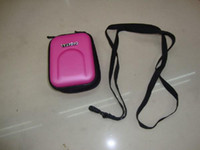 Wholesale pink Best sale mini solar charging bag fit for cellphones camera MP3 MP4 and all d