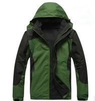 best mens ski jackets - 2015 Best Outdoors Mens Skiing Sports Hoodies Jacket Brand Waterproof Sport Jackets For Men Women Couple clothes in F0001