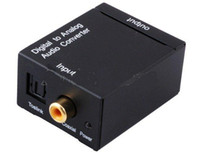 Digital to Analog Audio Converter Adapter Coaxial Optical To...