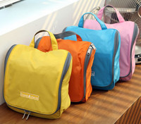 ba kit - Travel Cosmetic bags big Capacity Toilet Kit Wash bag Make up Bag Outdoor Hanging Purse Storage Sorting bags in ba