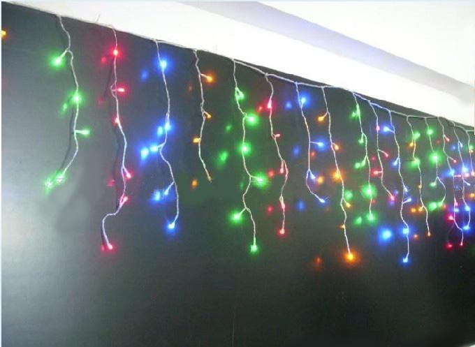 2017 christmas decoration hanging lantern light bar for Creative ways to hang christmas lights indoors