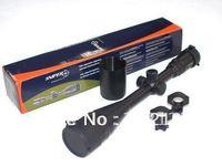 6-24x50 - Sniper x50 Full Size Range Estimating Mil Dot Red Green Illuminated Zero Resetting Scope