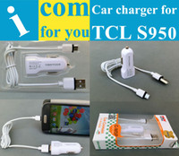 inew i7000 - USB Car Charger for TCL idol X S950 TCL Hero N3 Y910 iocean X7 Xiaocai X9 inew i3000 i4000 i7000 V A High quality Security