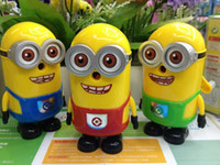 Wholesale new arrival Minions Hand Pencil Sharpener for kids Office amp School Stationery