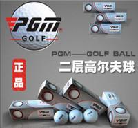 Cheap Wholesale-High quality golf game ball,golf 2 Double practice balls,golf clubs,golf balls pro v1x training