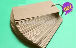 Gros-90 * 50mm / Creative bricolage multifonction Craft Tag papier cadeau / Bloc-notes / prix Tag à partir de craft bloc-notes fabricateur