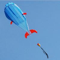 kites - Dolphin big Kite Flying outdoor fun amp sports kitevsurfing incloud kite line