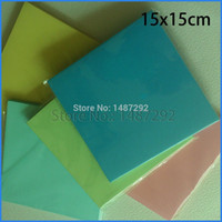 Wholesale pieces g paper pad X15cm pearl paper color paper handmade paper skyblue DIY decoration do origami