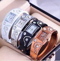 auger s - Woman watches S quartz watch luxury set auger gold plated bracelet gold plated watch quot women