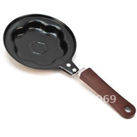 alu pan - Flower shape frying pan Dia cm with cover or not top quality made of alu steel Teflon non stick coating baking pan cooking pan